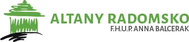 logo Altany Radomsko