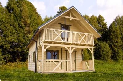 Dom całoroczny Beskid