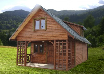 Dom całoroczny Góral