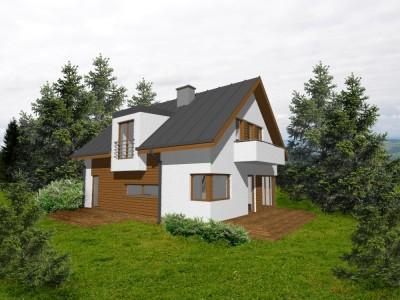 Dom całoroczny Jaworzynka