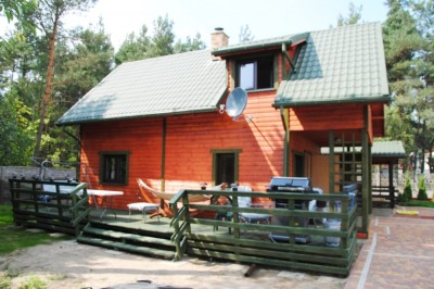 dom całoroczny Miedziany