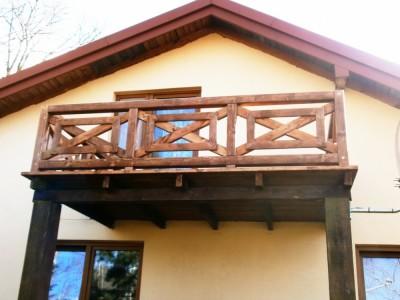balkon - balustrada