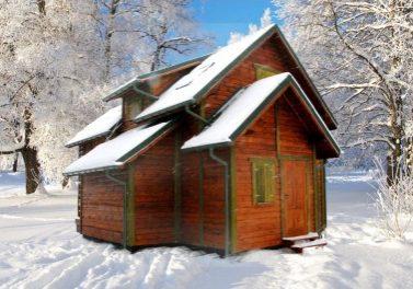 Dom całoroczny Orlica