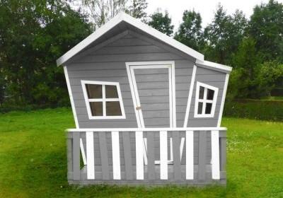 domek dla dzieci Babajaga