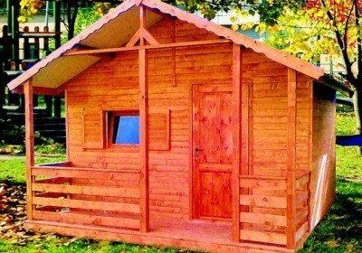 dom drewniany parterowy jodła 1